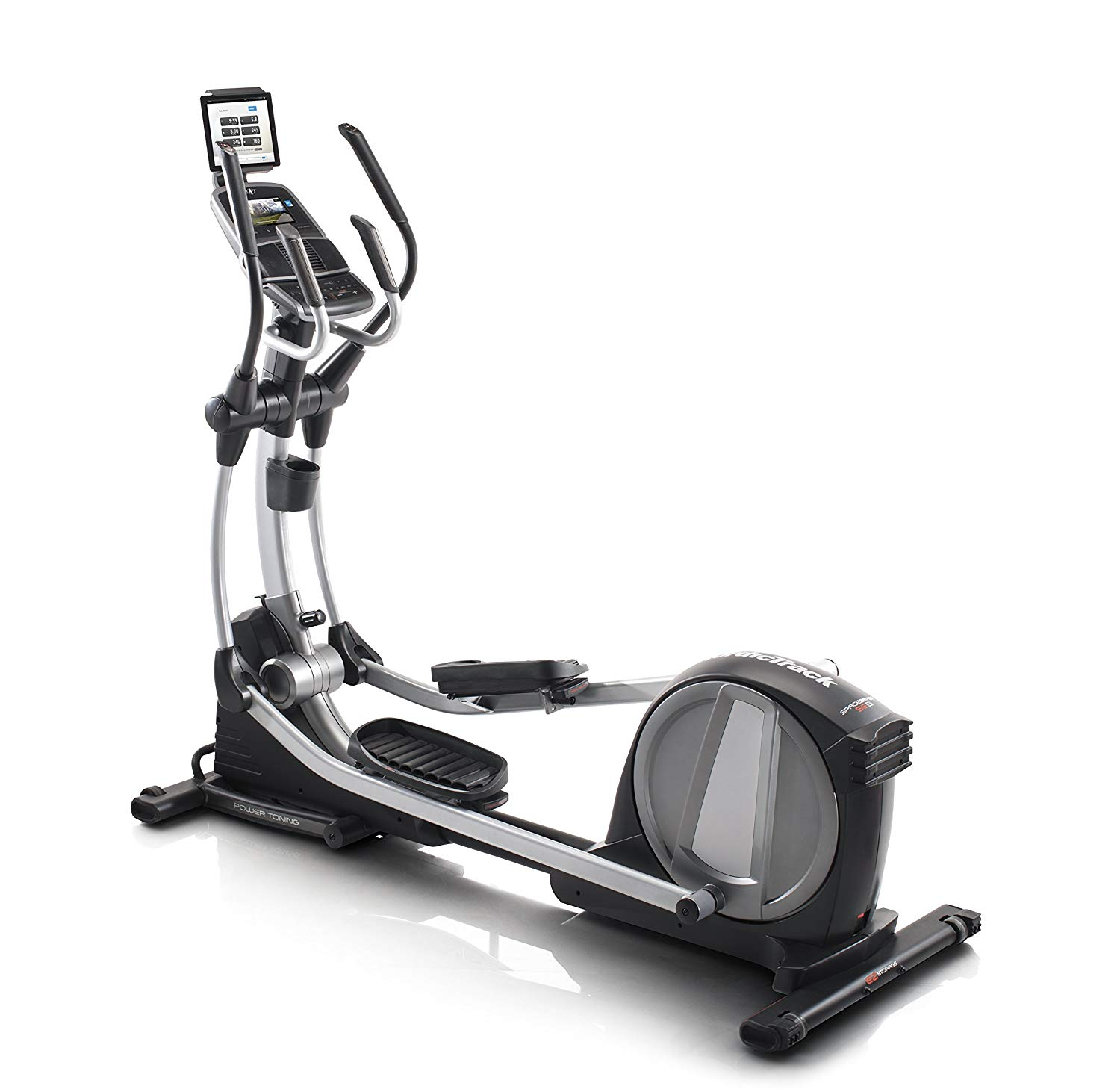 NordicTrack Spacesaver SE9i Elliptical Trainer- Elliptical