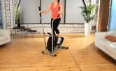 elliptical machine for small space