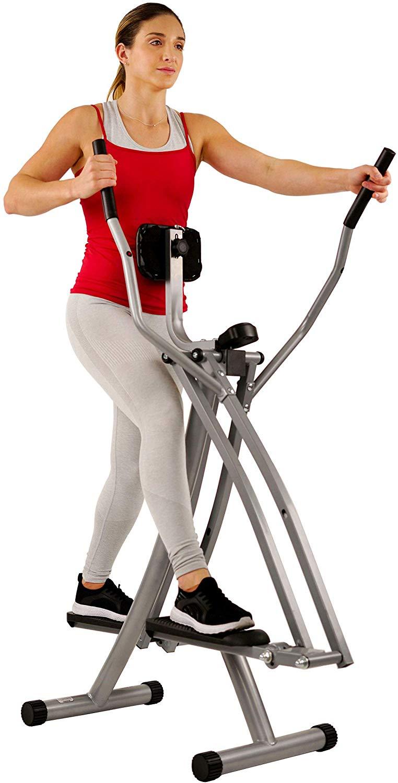 Sunny Health & Fitness SF-E902 Elliptical Machine