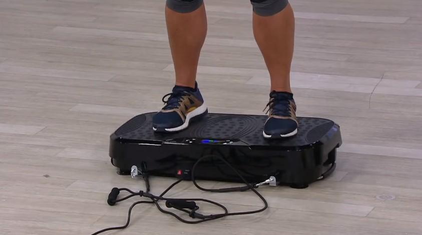 Benefits of using a Whole Body Vibration Machine