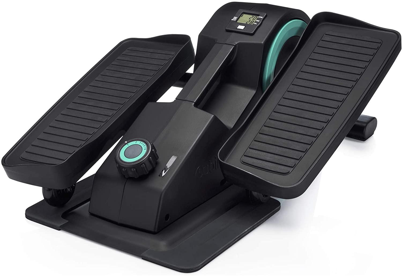 Cubii JR1 Seated Under Desk Elliptical Machine for Home Workout