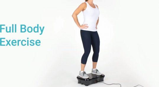Whole Body Vibration Exercise Tips