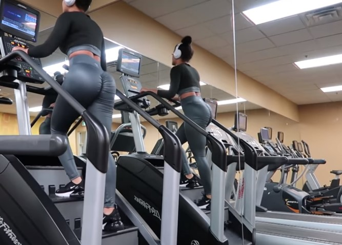 How a Stairmaster works